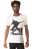 SELECTED Bruce Springsteen O-Neck S/S T-Shirt cloud dancer