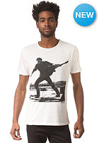 SELECTED Bruce Springsteen O-Neck S/S T-Shirt cloud dancer