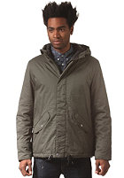 SELECTED Cean Cotton Jacket olive green