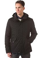 SELECTED Cean Cotton Jacket pirate black