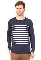 SELECTED Change Crew Neck Knit Sweat maritime navy