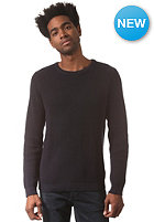 SELECTED Chip Crew Neck Knit Sweat night sky