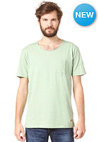 SELECTED Dave Neck S/S T-Shirt fair green