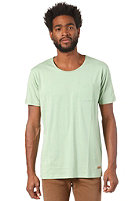 SELECTED Dave O-Neck S/S T-Shirt fair green
