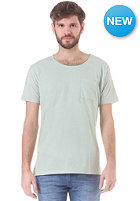 SELECTED Dave O-Neck S/S T-Shirt frosty green