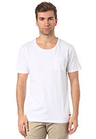 SELECTED Dave O-Neck S/S T-Shirt white