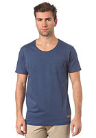 SELECTED Dave S/S T-Shirt pacific blue