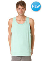 SELECTED Dave Washed Tank Top dusty jade green