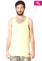 SELECTED Dave Washed Tank Top Goldfinch