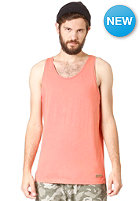 SELECTED Dave Washed Tank Top Spiced Coral