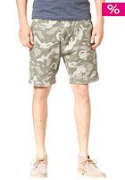 SELECTED Delta Army Short green