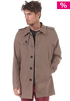 SELECTED Derek T Coat desert taupe