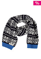 SELECTED Ego Scarf navy