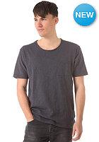 SELECTED Even O-Neck S/S T-Shirt caviar