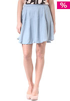 SELECTED FEMME Womens Aleja MW Skater Skirt light blue
