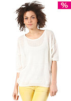 SELECTED FEMME Womens Allette 3/4 Knit Sweat vanilla ice