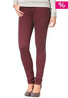 SELECTED FEMME Womens Annie Jeans Pant plum wine