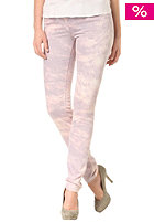 SELECTED FEMME Womens Annie MW Pant white with aop rose sky