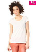 SELECTED FEMME Womens Barbara S/S T-Shirt lime cream