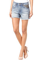 SELECTED FEMME Womens Bianca MW Jeans Short denim