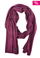 SELECTED FEMME Womens Calle Scarf plum wine