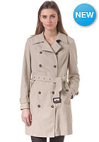 SELECTED FEMME Womens Classo Trenchcoat plaza taupe