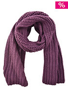 SELECTED FEMME Womens Clea Scarf plum wine