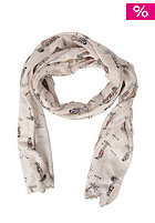 SELECTED FEMME Womens Comics Scarf dew