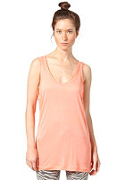 SELECTED FEMME Womens Dex Basic Tank Top fresh coral
