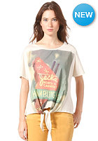 SELECTED FEMME Womens Diner S/S Tie T-Shirt kitt