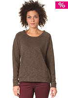 SELECTED FEMME Womens Doda Sweat brown brick