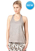 SELECTED FEMME Womens Dove Strap S/S T-Shirt cobble stone