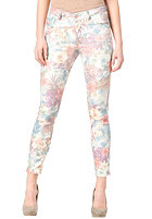 SELECTED FEMME Womens Filippa 7/8 MW Zip Pant denim