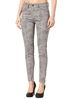 SELECTED FEMME Womens Filippa MW Animal Pant cobble stone