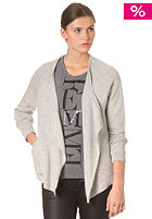 SELECTED FEMME Womens Fiona Knit Cardigan light grey melange