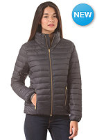 SELECTED FEMME Womens Frida Short Down Jacket blue graphite