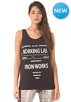 Womens Iron Sl S/S T-Shirt black