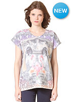 SELECTED FEMME Womens Island S/S T-Shirt white