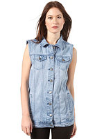 SELECTED FEMME Womens Jannet Vest denim