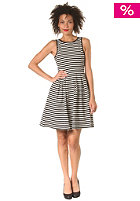 SELECTED FEMME Womens Johanna Short Dress stripes:w/jet stream stripes