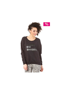 SELECTED FEMME Womens Jonina Sweat black