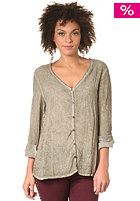 SELECTED FEMME Womens Julio L/S Top ivy green