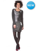 SELECTED FEMME Womens Kosma L/S Dress dark grey melange