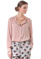 SELECTED FEMME Womens Krista L/S Shirt mahogany rose