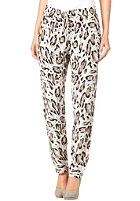 SELECTED FEMME Womens Leo MW Cropped Pant black with aop  leo