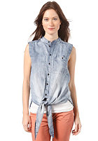 SELECTED FEMME Womens Lolla SL Shirt denim