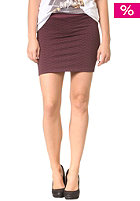 SELECTED FEMME Womens Luce Short Skirt plum wine