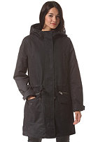 SELECTED FEMME Womens Maddy Parka Jacket blue graphite