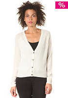SELECTED FEMME Womens Malin Short Knit Cardigan crema