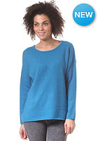 SELECTED FEMME Womens Minnie Knit Sweat mykonos blue